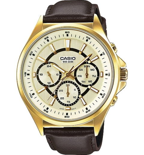 Casio Collection MTP-E303GL-9A
