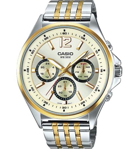 Casio Collection MTP-E303SG-9A
