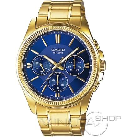 Casio Collection MTP-E304GB-2A