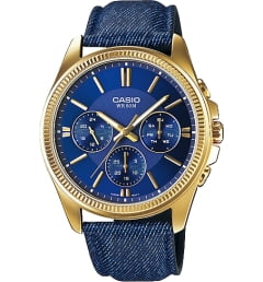 Casio Collection MTP-E304GBL-2A