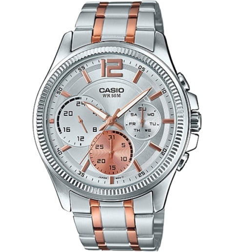 Casio Collection MTP-E305RG-7A