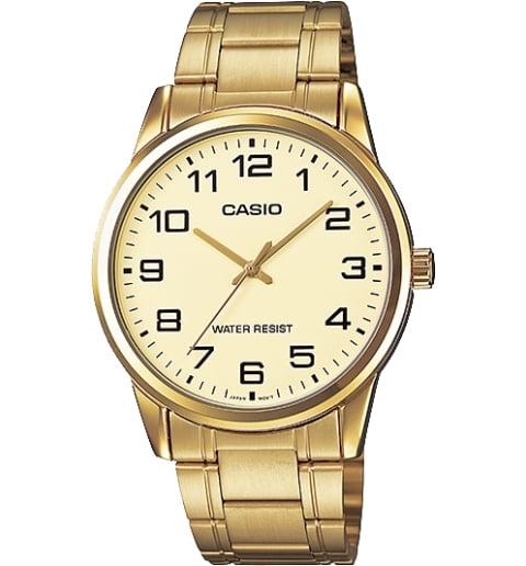 Дешевые часы Casio Collection MTP-V001G-9B