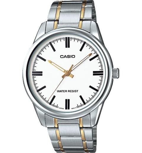 Дешевые часы Casio Collection MTP-V005SG-7A