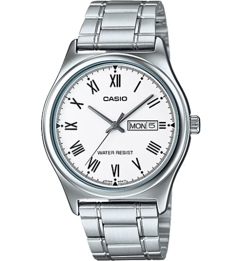 Дешевые часы Casio Collection MTP-V006D-7B