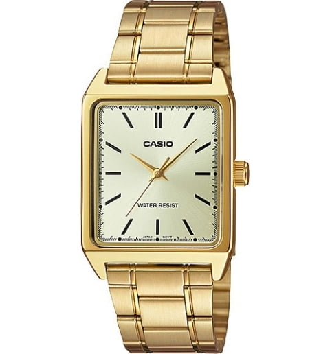 Дешевые часы Casio Collection MTP-V007G-9E