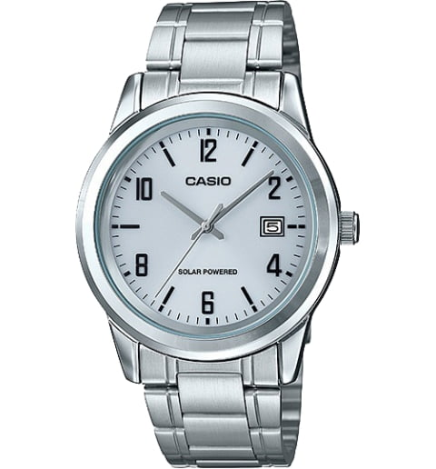 Дешевые часы Casio Collection MTP-VS01D-7B