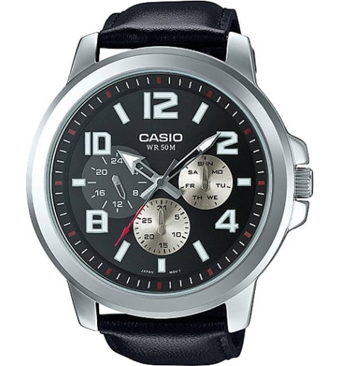 Дешевые часы Casio Collection MTP-X300L-1A