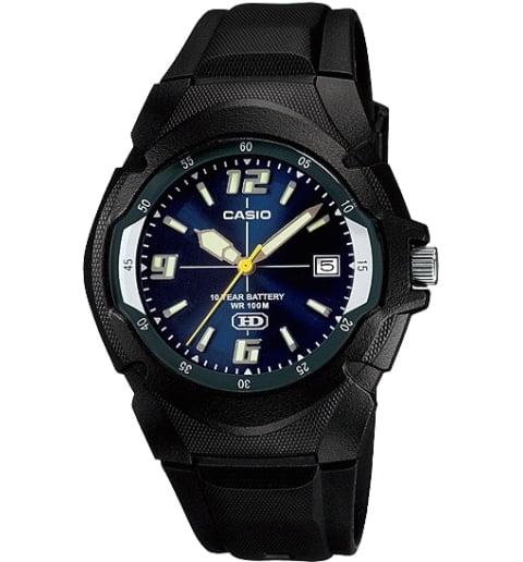 Дешевые часы Casio Collection MW-600F-2A