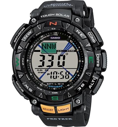 Часы Casio PRO TREK PRG-240-1E с термометром