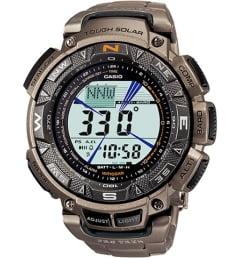 Часы Casio PRO TREK PRG-240T-7E с титановым браслетом