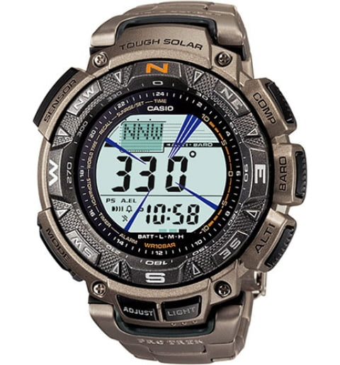 Часы Casio PRO TREK PRG-240T-7E с термометром