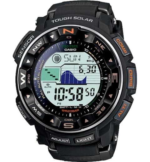 Часы Casio PRO TREK PRG-250-1D с термометром