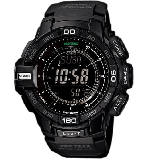 Часы Casio PRO TREK PRG-270-1A с термометром