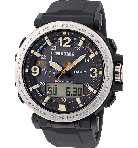 Часы Casio PRO TREK PRG-600-1E с термометром