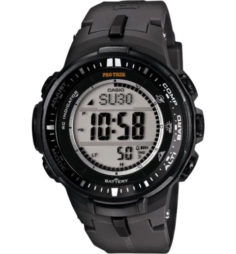 Часы Casio PRO TREK PRW-3000-1E с термометром