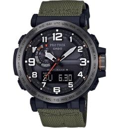 Часы Casio PRO TREK PRW-6600YB-3E с текстильным браслетом