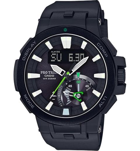 Часы Casio PRO TREK PRW-7000-1A с термометром