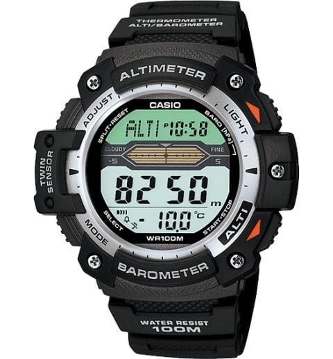 Часы Casio Outgear SGW-300H-1A с термометром