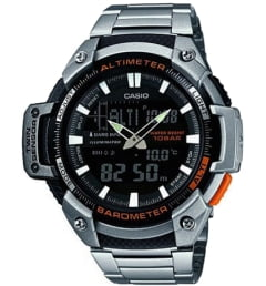 Casio Outgear SGW-450HD-1B с термометром
