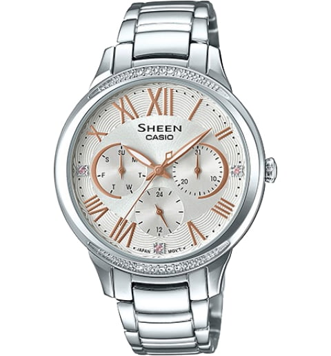 Casio SHEEN SHE-3058D-7A
