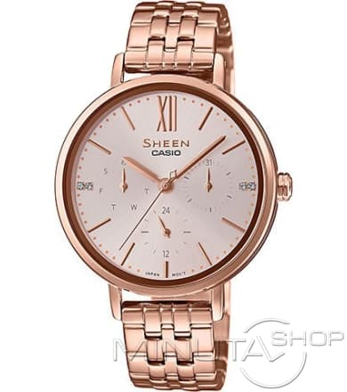 Casio SHEEN SHE-3064PG-4A