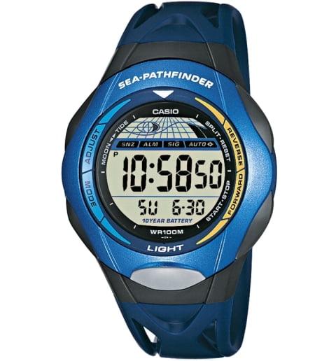 Дешевые часы Casio Sport SPS-300C-2V