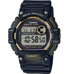 Casio Collection TRT-110H-1A2 с вибрацией