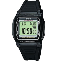 Casio Collection W-201-1A
