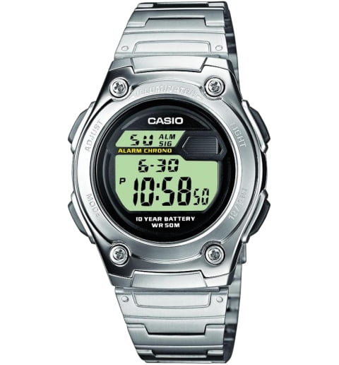 Casio Collection W-211D-1A