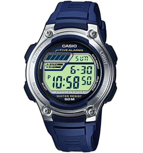Casio Collection W-212H-2A