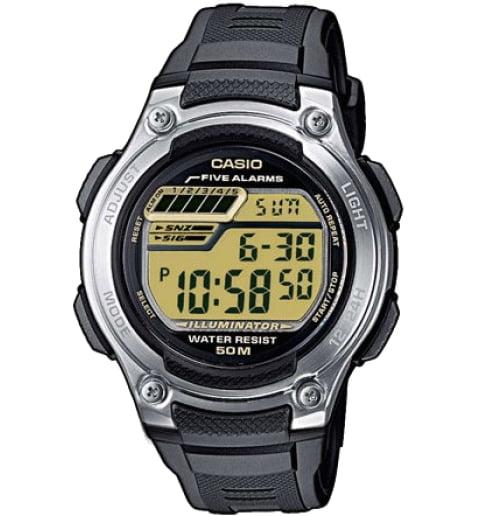 Дешевые часы Casio Collection W-212H-9A