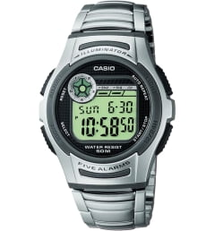 Casio Collection W-213D-1A