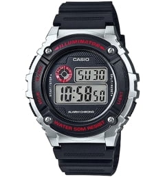 Casio Collection W-216H-1C