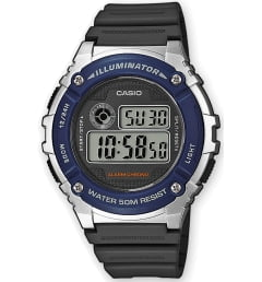 Casio Collection W-216H-2A