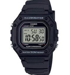 Casio Collection W-218H-1A