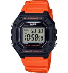 Casio Collection W-218H-4B2
