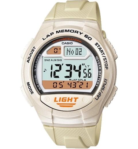 Дешевые часы Casio Sport W-734-7A