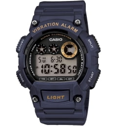 Casio Collection W-735H-2A с вибрацией