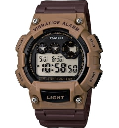 Casio Collection W-735H-5A с вибрацией