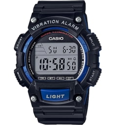 Casio Collection W-736H-2A с вибрацией