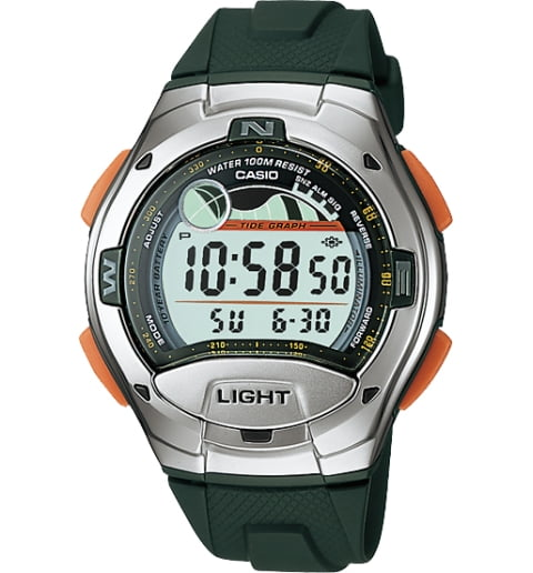 Casio Collection W-753-3A