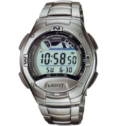 Casio Collection W-753D-1A