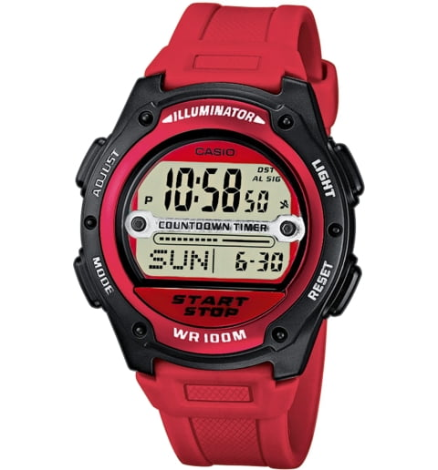 Casio Collection W-756-4A
