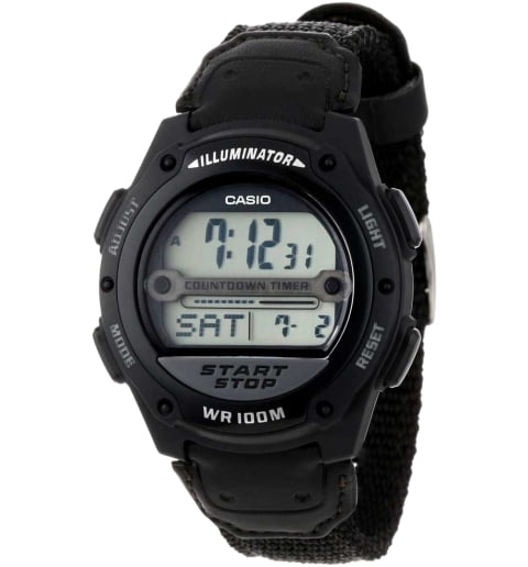 Casio Collection W-756B-1A