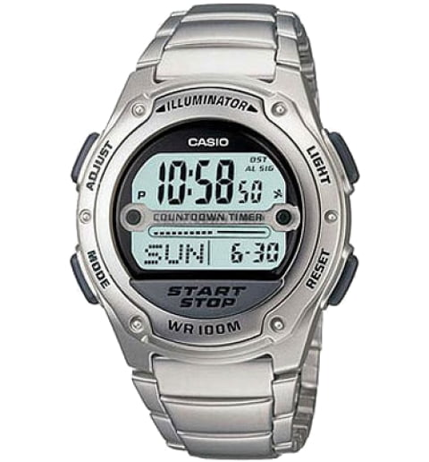 Casio Collection W-756D-1A