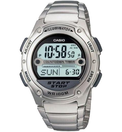 Дешевые часы Casio Collection W-756D-7A