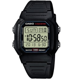 Кварцевые Casio Collection W-800H-1A