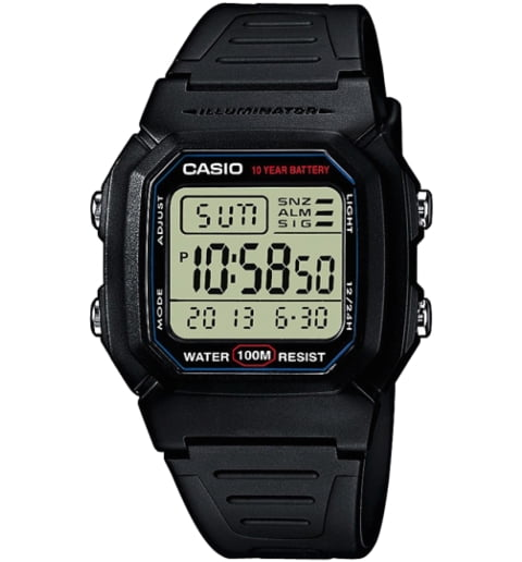 Casio Collection W-800H-1A