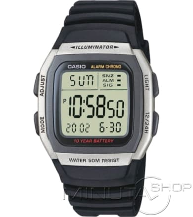 Casio Collection W-96H-1A