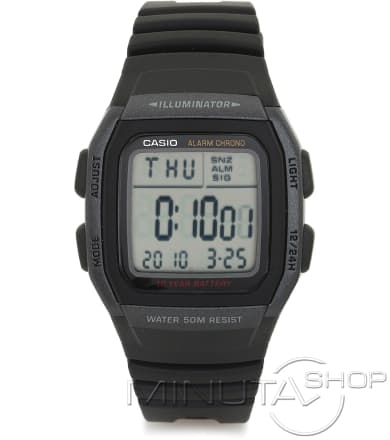 Casio Collection W-96H-1B